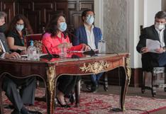Francisco Sagasti: oficializan renuncia del Gabinete Ministerial presidido por Violeta Bermúdez