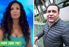 "Janet Barboza tildó de ""chofer de combi asesina"" a Juan Carlos Orderique tras protagonizar accidente   VIDEO"