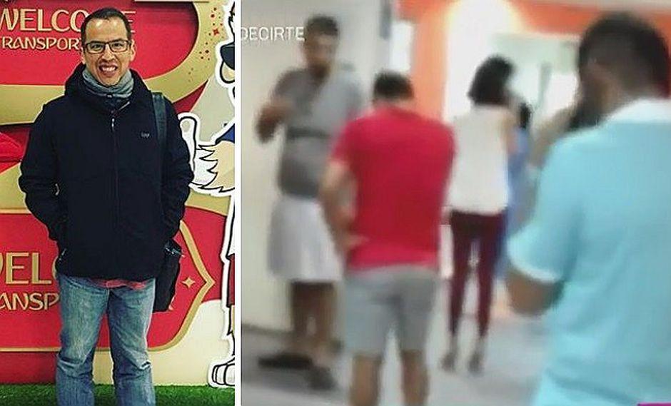 Elio Casareto se molesta con reporte de Amor de verano sobre la muerte de Daniel Peredo