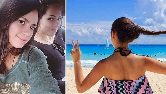 Hija de Melissa Klug posa en ropa de baño y recibe halagos en Instagram (FOTO)
