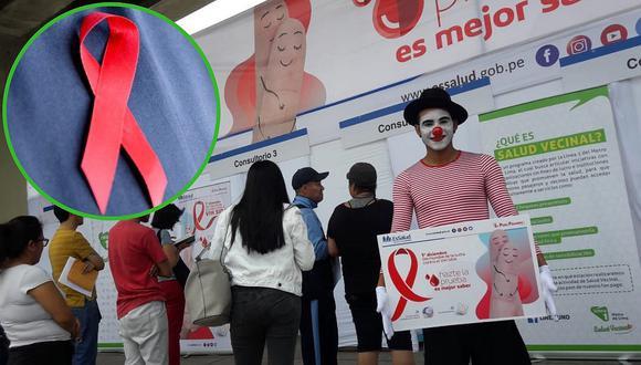 Más del 21% de peruanos con VIH no saben que lo tienen