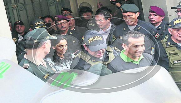 Ollanta Humala y Nadine Heredia: abogado del ex mandatario asegura que en 7 días están libres