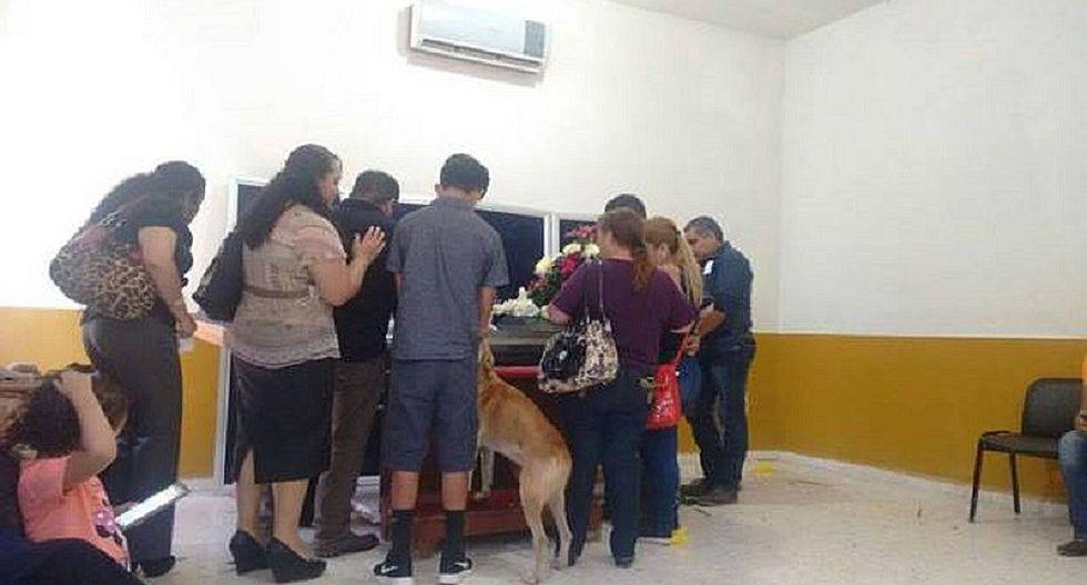 Facebook: Su dueña fallece y perrito corre kilómetros para llegar al funeral [FOTOS]