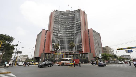 Solo podrán ingresar a las sedes de este distrito judicial los abogados y partes procesales que acrediten estar citados para alguna diligencia. (Foto: Piko Tamashiro / GEC)
