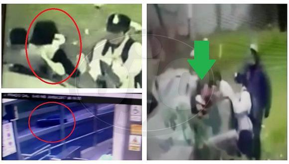 Vía Expresa: mujer negó que haya manejado pero video la delata