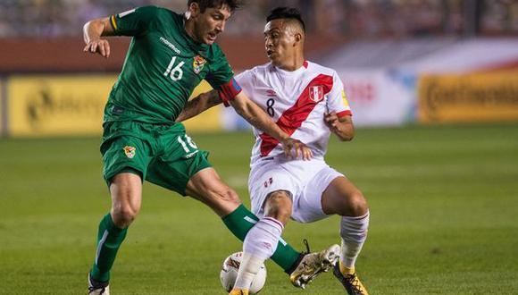 Perú enfrentará a Bolivia en La Paz por la fecha 5 de las Eliminatorias Qatar 2022. (Foto: AFP)