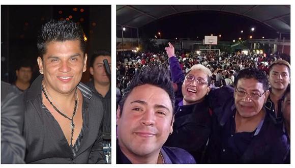 Angelo Aguirre, la triste historia del cantante que perdió la vida junto a Kike Paz
