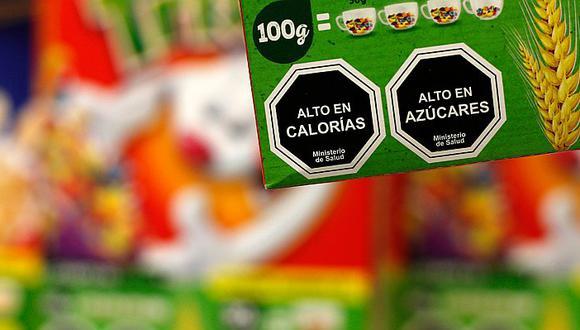 El 84% de peruanos cambiará hábitos de consumo por octógonos