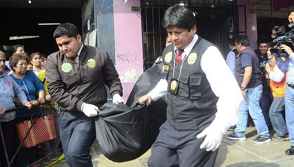 Ate: Matan a estilista a cuchillazos en su local y conmociona a vecinos [FOTOS]