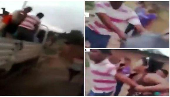 Tumbes: mira cómo delincuentes robaron ayuda para damnificados por huaicos (VIDEO)