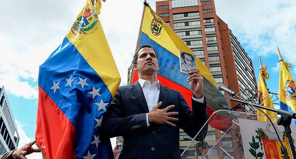 Juan Guaidó, presidente interino de Venezuela, arribará al Perú este domingo