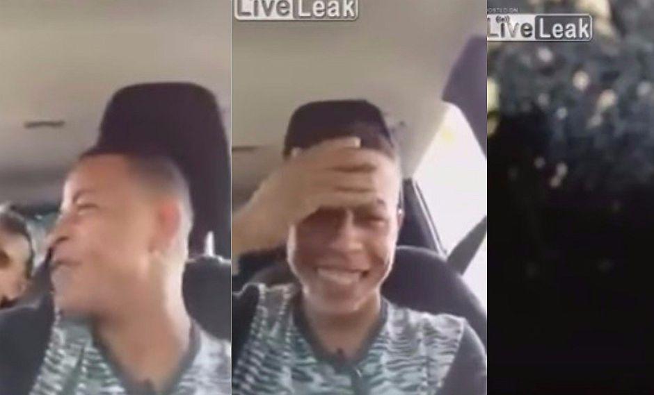 Facebook: policía en helicóptero abate a tiros a jóvenes cuando trasmitían en vivo (VIDEO)