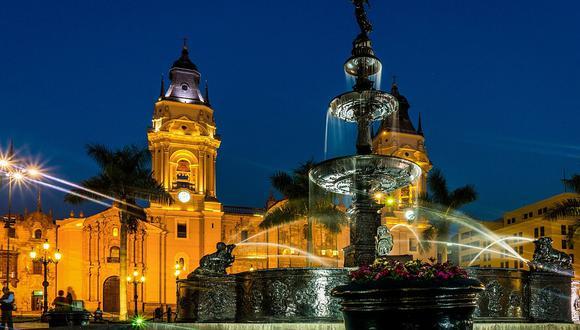 Conoce todas las actividades por el 484° aniversario de Lima