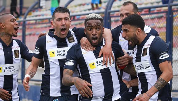 Jefferson Farfán analizó la victoria de Alianza Lima en la Liga 1. (Foto: FPF)