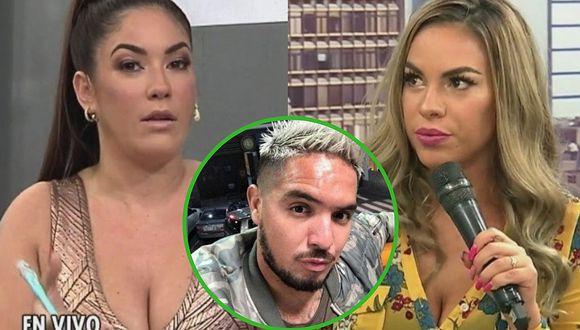 """Tilsa Lozano encara en vivo a Aída Martínez por la fecha de su encuentro con el """"Loco"""" Vargas │VÍDEO"""