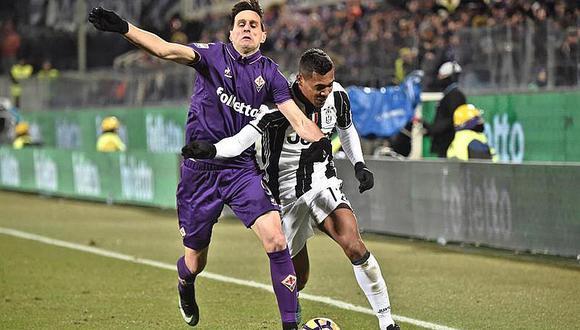 Juventus pierde y la Roma le pisa los talones a un solo punto