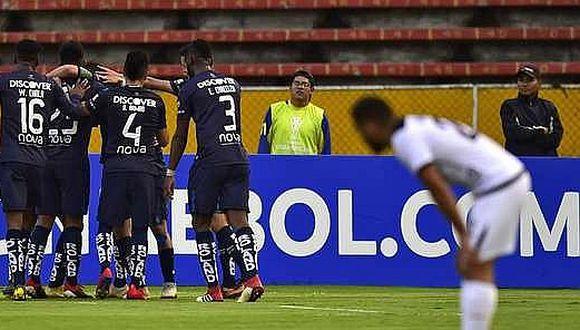 Melgar queda eliminado de la Copa Sudamericana tras enfrentarse a la U. Católica