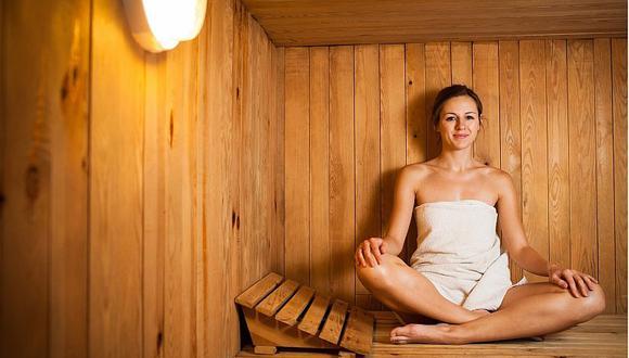 Acudir al sauna previene enfermedades del corazón