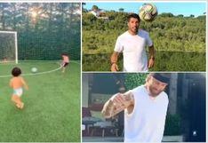 Messi y sus hijos aparecen en videoclip de nuevo tema de Anuel AA   VIDEO