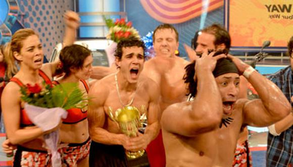 'Equipo Rojo' gana final de segunda temporada de 'Combate'