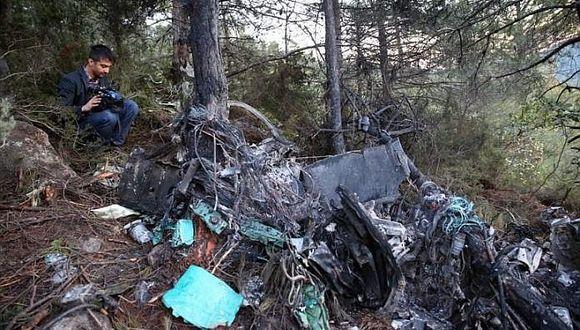Turquía: encuentran a piloto del avión sirio derribado por terroristas