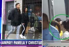 Christian Domínguez y Pamela Franco se lucen juntos mientras Chabelita celebraba cumpleaños│VIDEO
