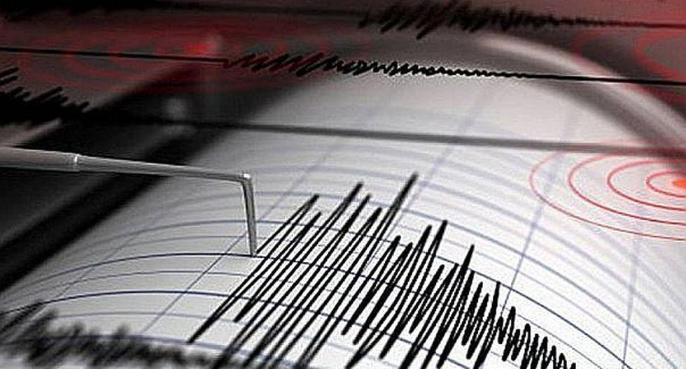 Un sismo se registró este miércoles en la región Amazonas, informó el IGP.