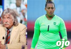 """""""Es un cerdo con suéter"""": Periodista europeo insulta a la portera de la selección de Brasil"""