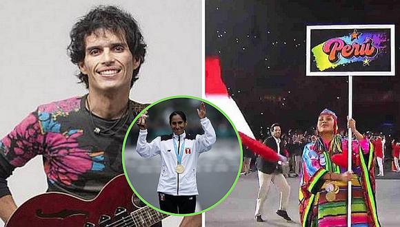 """""""Fue literalmente un orgasmo espiritual"""": Pedro Suárez Vértiz sobre inauguración de los Juegos Panamericanos"""