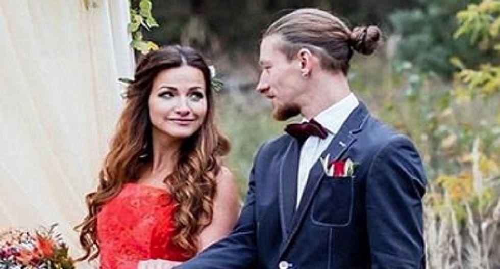 Facebook: Se casan y no sabes a quién eligieron como testigo para su boda (FOTOS)