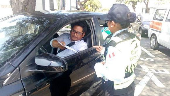 San Isidro: se realiza con éxito el estacionamiento rotativo de autos (VIDEO)