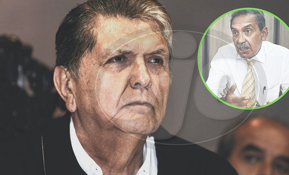 """Médico que estuvo con Alan García en hospital: """"Yo lo he visto cuando era cadáver"""" (FOTOS)"""