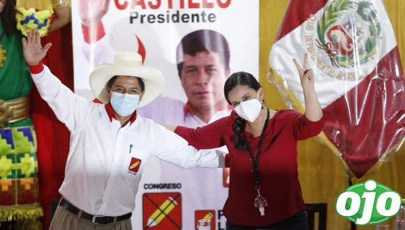 Verónika Mendoza sería la primera ministra de Pedro Castillo. Foto: (GEC).