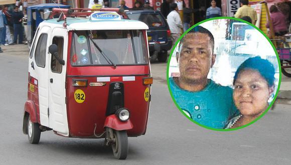 Mototaxista defiende a vecina de ladrones y estos lo matan de 2 balazos