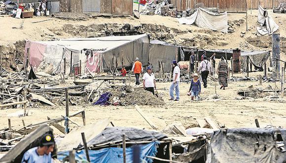 El Niño Costero: recién desde este mes reconstruirán viviendas afectadas