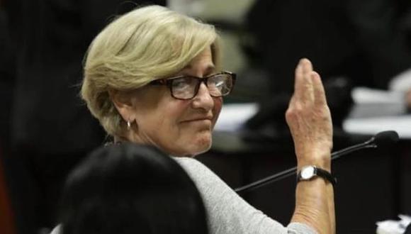 Susana Villarán afrontará investigación en su contra bajo arresto domiciliario (Foto: GEC)