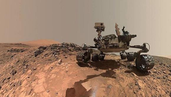 Nave de la NASA buscará señales de vida en antiguo lago de Marte
