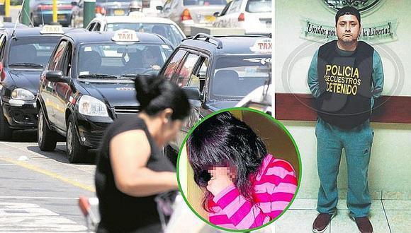 Taxista es contratado por padres para llevar a sus hijas y este termina violándolas (FOTOS)