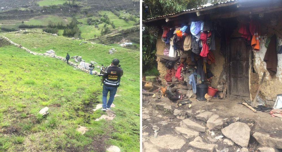 Asesinato en Cajamarca
