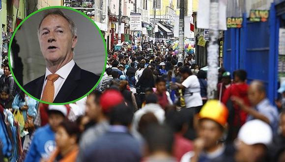 Ordenanza de la Municipalidad de Lima suspende comercio en Mesa Redonda por 30 días