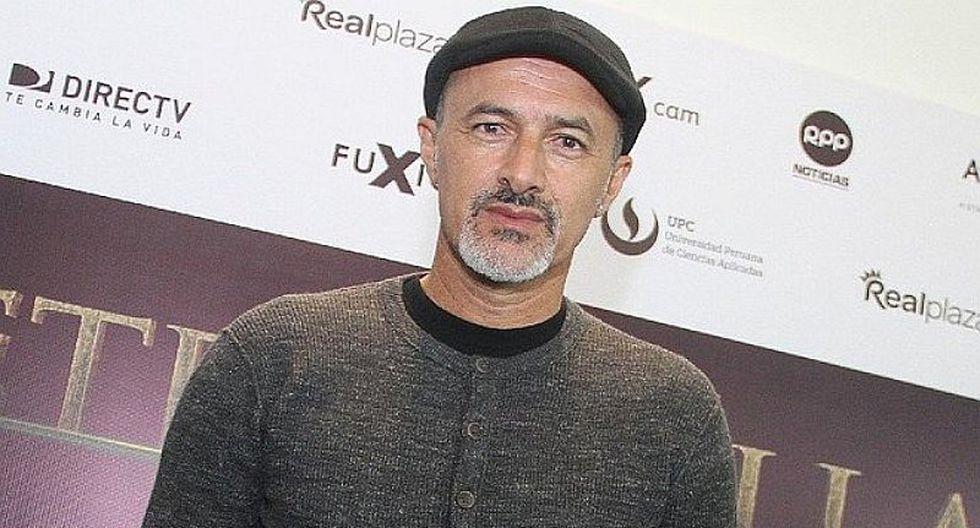 Carlos Alcántara indignado por ofensivo comentario hacia su hijo Lorenzo