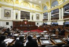 Congreso: publican ley que regula la cuestión de confianza