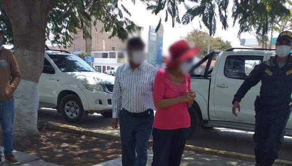 Chiclayo: falsos desatoradores entran a casa de ancianos con engaños y roban 35 mil soles  (Foto: PNP)