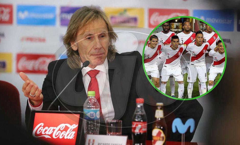 ¿Por qué Ricardo Gareca solo firmó por tres años al mando de la selección peruana?