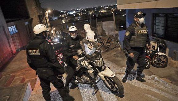 Gobierno decidió ampliar el estado de emergencia. (Foto: Joel Alonzo/GEC)