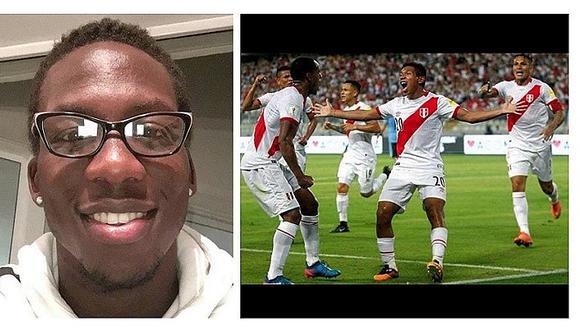 Luis Advíncula se burló de Edison Flores tras brindar entrevista en inglés