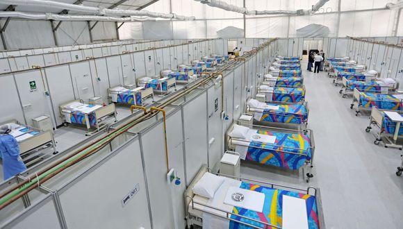 Arequipa: 300 pacientes con coronavirus se atendieron en el centro de aislamiento temporal (Foto referencial).