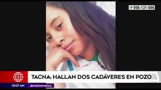 Autoridades de Tacna encuentran dos cuerpos en un pozo
