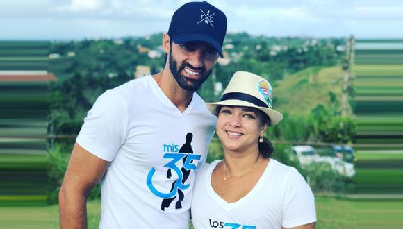 Adamari López y Toni Costa anunciaron su separación tras 10 años de relación. (Foto: @adamarilopez)