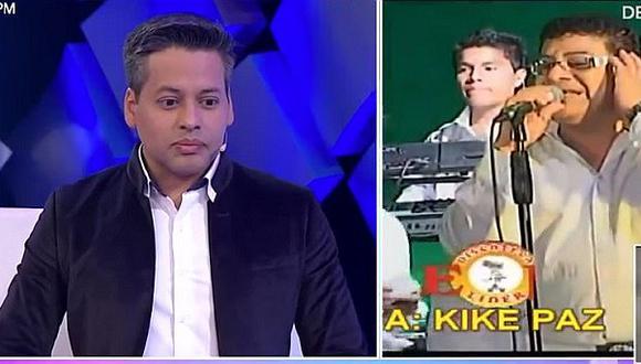 Kike Paz se 'comunicó' desde el más allá tras morir en accidente de tránsito (VÍDEO)